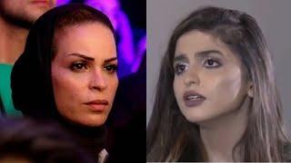 حلا تصدم والدها محمد الترك: أنا مرتاحة أكثر مع أمي
