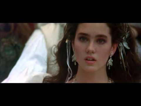 Ballroom Scene - Labyrinth (Jennifer Connelly,David Bowie) 1986