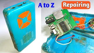 How To Repair I-Pod mp3 Player at home !!