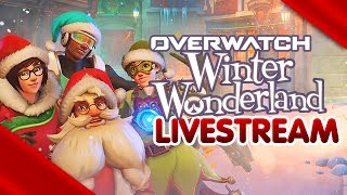 Overwatch Holiday Event Livestream w/Loot Box Opening