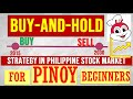 [Part 1] Investing strategy in Philippine stock market for beginners
