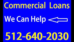 Commercial Mortgage Loans Austin TX
