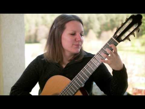 M. Giuliani - L´Allegria (Angela Mair, Classical Guitar)
