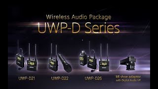 Wireless Microphone UWP-D Series thumbnail