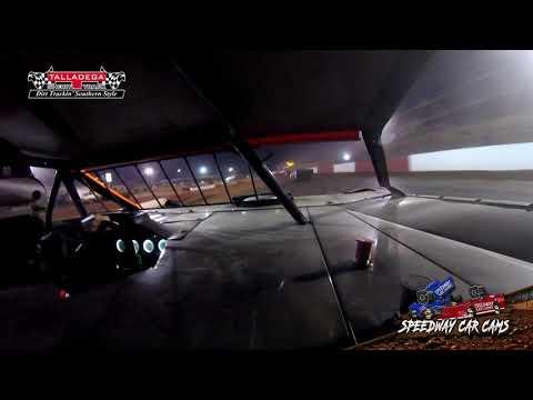 #18 Brock Love - Limited - 4-27-19 Talladega Short Track - In Car Camera