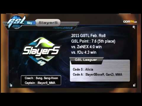 LG 3D GSTL May, Final Match - Slayers Vs MVP
