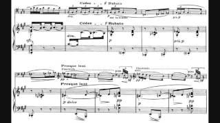 Play Sonata for cello & piano, L. 135