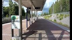 Koivukylä railway station/Vantaa