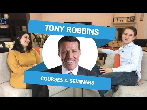 TONY ROBBINS COURSES & SEMINARS | Interview with Ramona Meyer by Jasper Geluk (2017)