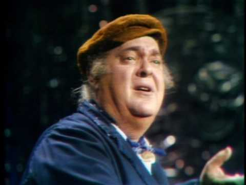 "Zero Mostel "" If I Were a Rich Man "" Fiddler on the Roof"