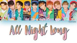 [3.28 MB] UP10TION (업텐션) – All Night Long | Han, Rom, Eng (COLOR CODED Lyrics)