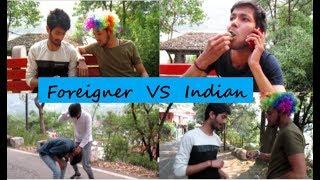 Priceless Brains | Foreigner VS Indian |  || Chai Pilo Friends ||