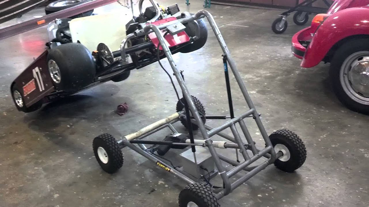 Electric Kart Lift Pro Youtube