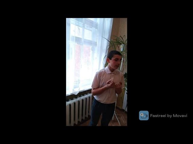 Изображение предпросмотра прочтения – НикитаРыжик читает произведение «Письмо от матери» С.А.Есенина