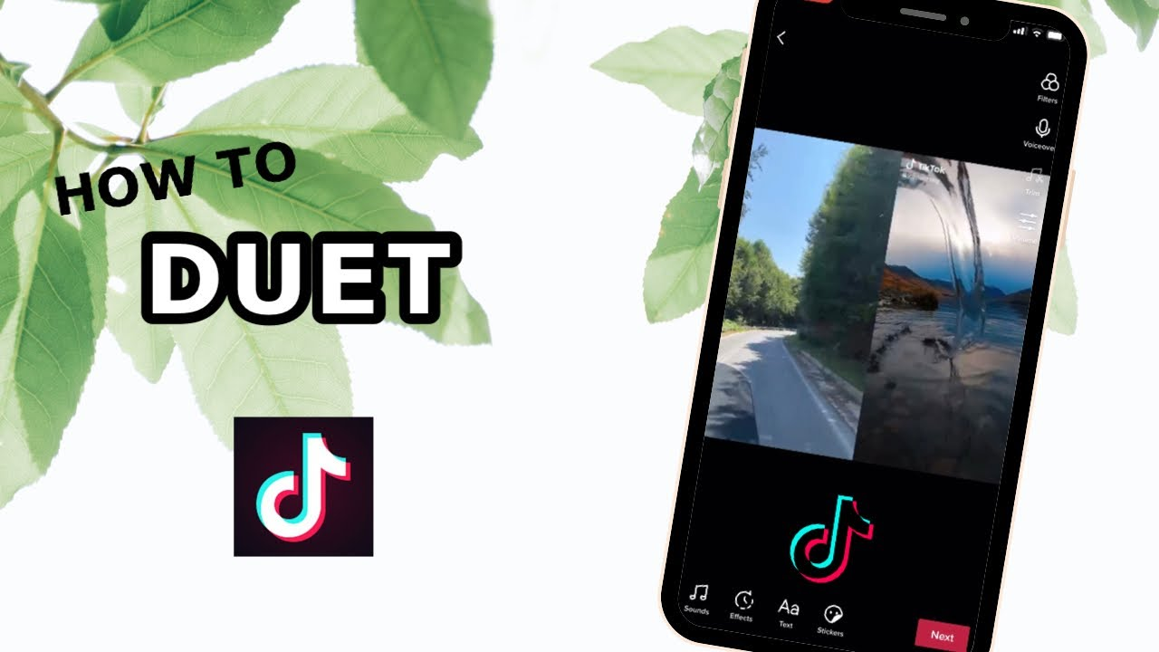 How To Make Duet On Tiktok From Gallery Videos 2020 Updated Youtube