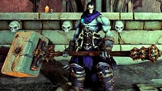 Darksiders II PC Gameplay Part 2 Tri-Stone Meet The Makers