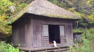 寺尾聡・樋口可南子主演の映画「阿弥陀堂だより」のロケ地に行きました...
