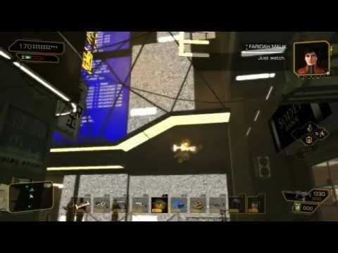 Deus Ex: HR - 1x10 - Shanghai Justice (Director Vold's Cut)
