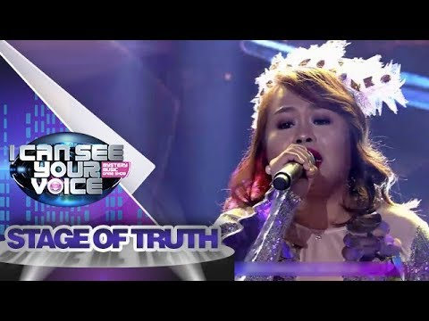 I Can See Your Voice PH: Haha Salvador   Stage of Truth