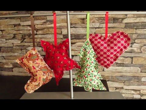 Daisy S Diy Weihnachtsbaumschmuck In 10 Minuten Nahen Youtube