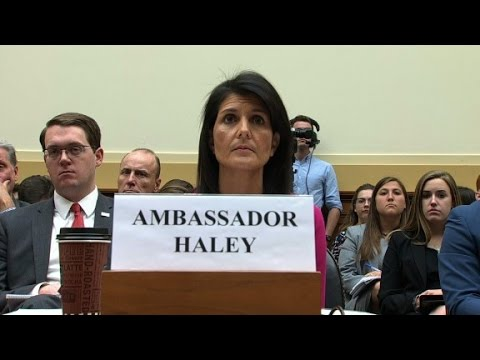 Haley Trump's warning stopped Assad