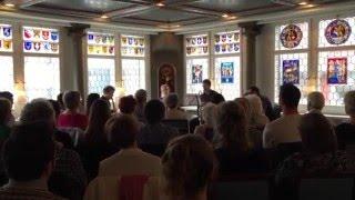 Joplin: The Strenuous Life für Klarinettenquartett