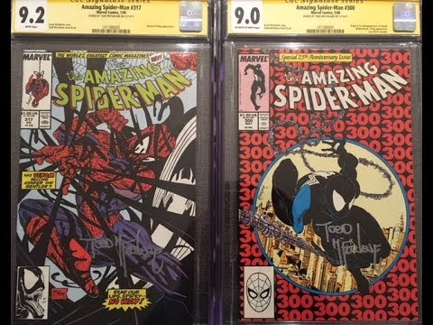 CGC Signature Series Unboxing Comic Book Haul