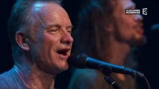 Sting - Every breath you take (Live on Le Bataclan, Paris 2016)