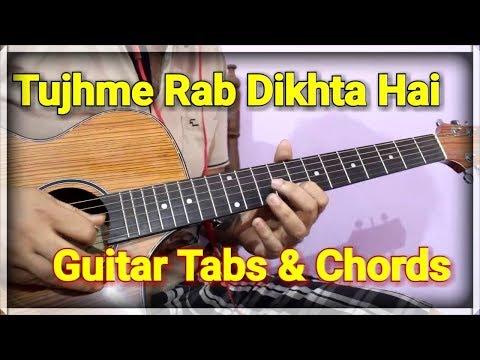 Tujhme Rab Dikhta Hai Guitar Tabs/Chords - Rab Ne Bana Di Jodi
