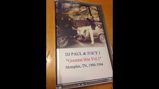 DJ Paul & Juİcy J - Greatest Hits Vol.1 (90-94) [Full FUN Tape]