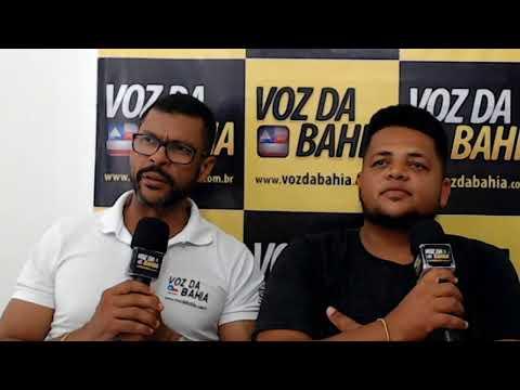 Live: Meio-dia e Meia com Marcus Augusto, hoje Cantor Gospel Marcelo Soul