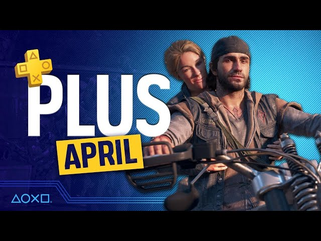 PlayStation Plus Monthly Games - PS4 and PS5 - April 2021