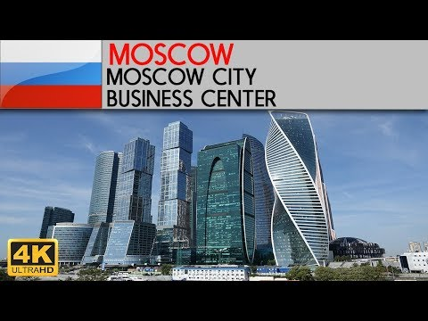 MOSCOW - Moscow International Business Center