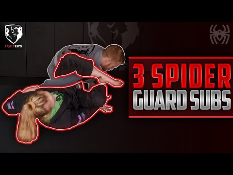 3 Submissions from Spider Guard