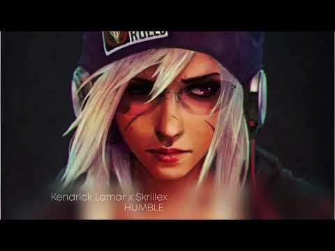 Kendrick Lamar x Skrillex - HUMBLE [DUBSTEP]