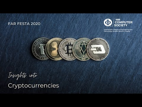 Insights into Cryptocurrencies
