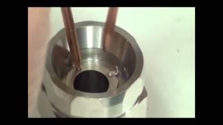 Контактная сварка деталей стальных трубок(Микросварка. Контактная сварка деталей стальных трубок. Используется аппарат для точечной сварки емкостны..., 2012-09-11T13:28:30.000Z)