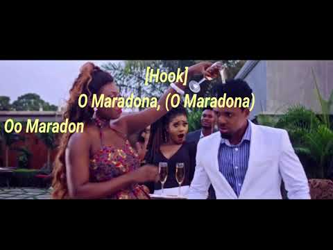 Niniola - Maradona (Lyrics)