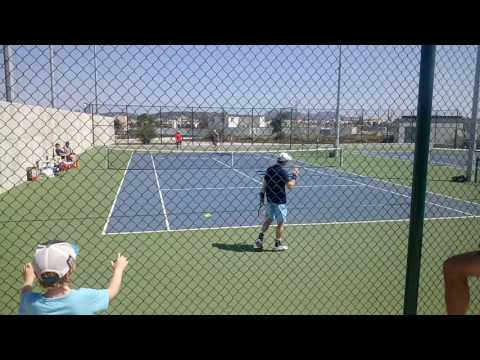 Andy Murray Backhand