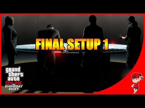 GTA V ONLINE DOOMSDAY (6) - FINAL SETUP 1 !! RAMPOK KANTOR IAA !!