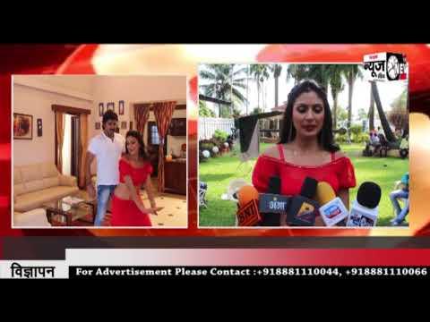 On Location | film Loha Pahalwan | Shooting dance scenes of Pawan Singh and Payash Pandit in Mumbai