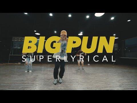 Big pun - Super lyrical    MO'B Choreography    GB ACADEMY