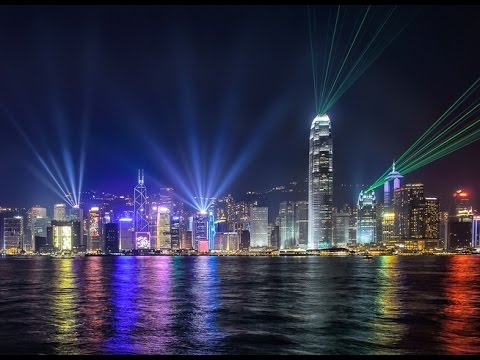 A Symphony Of Lights Show Hong Kong - The World's Worst Tourist Attraction?