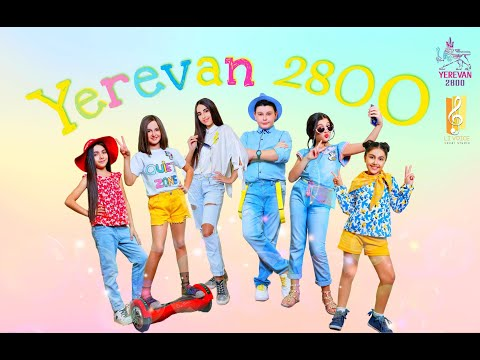 LI VOICE -Yerevan 2800 (Official Video)