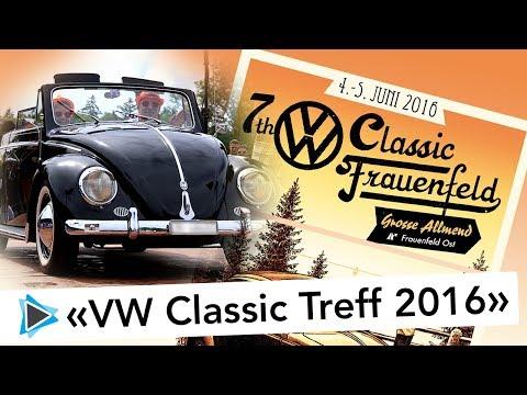 VW Käfer Treff Volkswagen Film geschnitten mit Pinnacle Studio 20