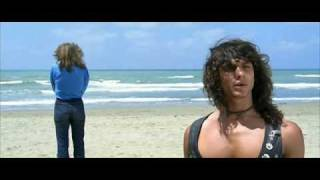 1990: The Bronx Warriors (1982) beach scene
