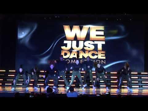 The New Squad - MERCENARYS | We Just Dance Diciembre 2017