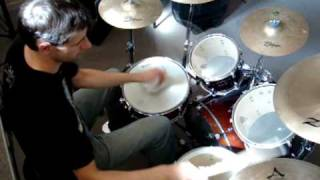 OPETH - Derelict Herds (Drums Cover)