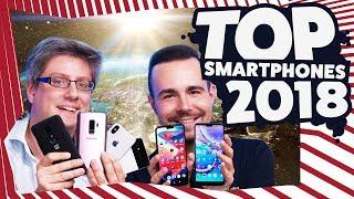 Top Smartphones 2018 (Deutsch) - Stand August 2018