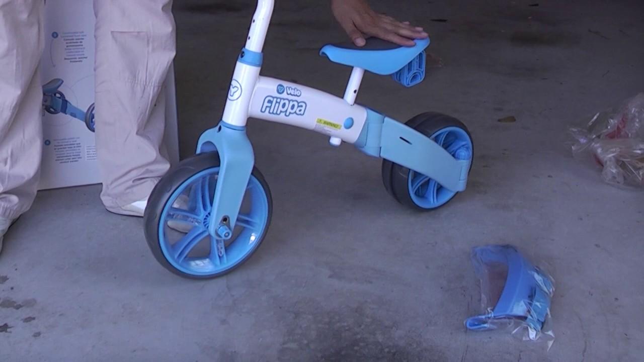 25b33f416e9 Yvolution Y Velo Flippa Bike Review - YouTube